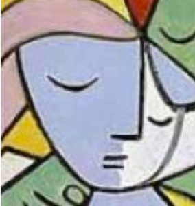 picasso double face