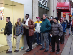Buyers waiting for iPhone 6
