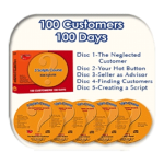 100 Customers In 100 Days
