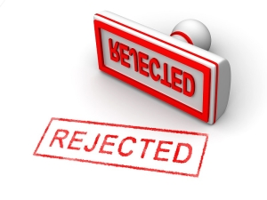 Network Marketing - Rejections