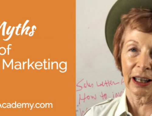 4 Myths of Network Marketing